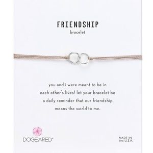 NWT🌈✨ DOGEARED friendship bracelet